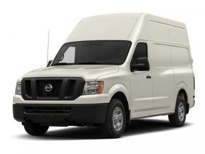 2017 Nissan NV Cargo 2500 HD S (Glacier White)