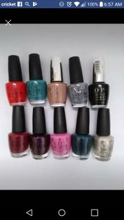 New OPI polish