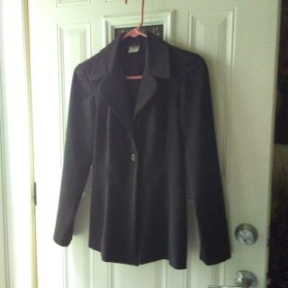 studio Y Blazer w/Tailored Back