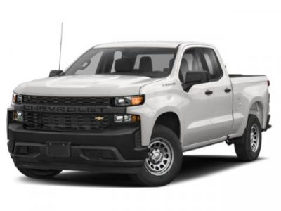 2019 Chevrolet Silverado 1500 Custom (Black)