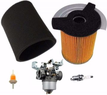Buy GAS GOLF CART TUNE UP KIT YAMAHA G14 300CC 4 CYCLE 95 96 CARBURETOR & FILTERS motorcycle in Lapeer, Michigan, United States, for US $58.31