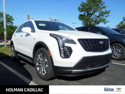 2019 Cadillac XT4 AWD Premium Luxury (Crystal White Tricoat)