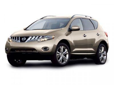 2009 Nissan Murano SL (Platinum Graphite)