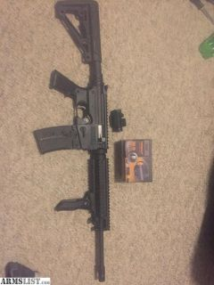 For Sale: Mossberg 715T .22