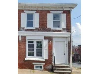 3 Bed 1 Bath Foreclosure Property in Wilmington, DE 19805 - N Harrison St