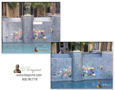 pool tile repair services