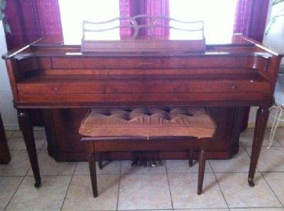 $300 OBO Acrosonic Spinet/Upright Piano