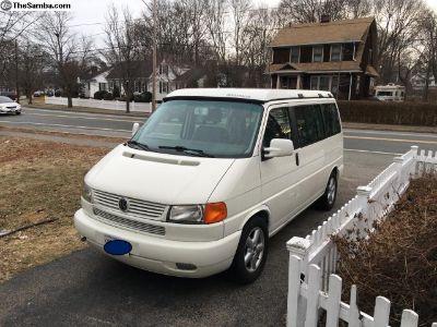 2001 Eurovan Weekender