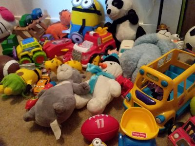 Girls and boys toys (miscellaneous)