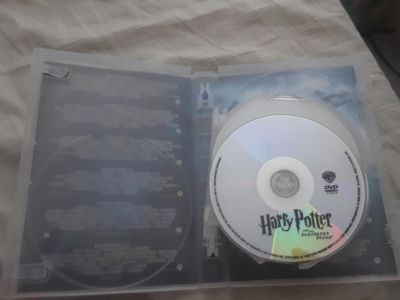Harry Potter 8 film movie collection