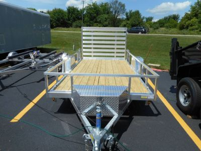 2019 Quality Trailers 74X12 DROP AXEL Equipment Trailer Trailers Belvidere, IL