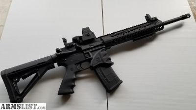 For Sale: **DPMS AR15 W/extras**