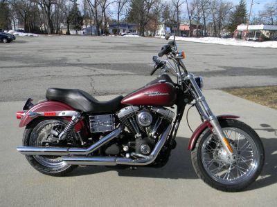 2008 Harley-Davidson Dyna Street Bob Cruiser Springfield, MA