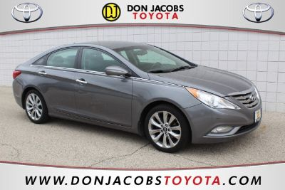 2013 Hyundai Sonata Limited (Harbor Gray Metallic)