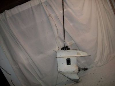 """Find 1987 Evinrude Johnson 25hp Outboard Motor Lower Unit 22 3/4"""" Shaft motorcycle in Independence, Missouri, United States, for US $350.00"""