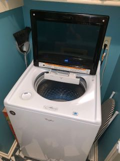 Whirlpool 5.3 cu Washing Machine