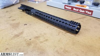 For Sale: Aero Precision upper receiver and handguard
