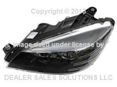 Sell Mercedes W204 C300 C350 OEM Left Headlight Assembly Halogen Sport Package 952 motorcycle in Lake Mary, Florida, US, for US $349.99