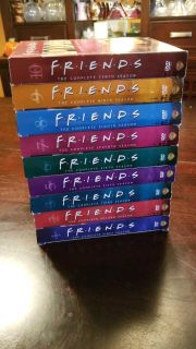 Friends complete collection (missing season 4)