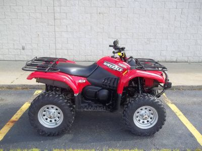 2008 Yamaha Grizzly 660 Auto. 4x4 Utility ATVs Canton, OH