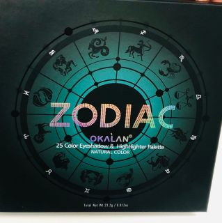 Zodiac Okalan Eyeshadow & Highlighter