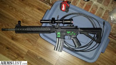 For Sale: Spikes tactical ar 15