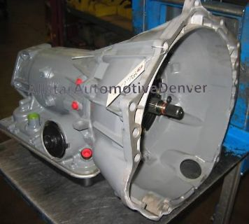 Find GM/CHEVY 4L60E REMANUFACTURED PERFORMANCE TRUCK TRANSMISSION 1997-1999 #8660B motorcycle in Denver, Colorado, US, for US $1,250.00