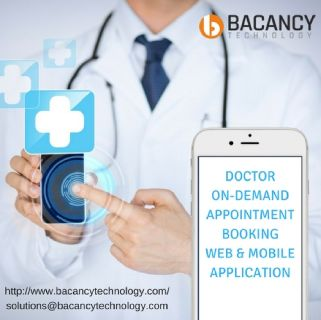 Doctor On-demand Appointment Booking Applications is All You Need For Your Healthcare Mobile App Sta