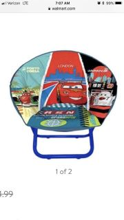 ISO toddler saucer chair