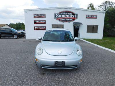 2005 Volkswagen New Beetle GL (Silver)