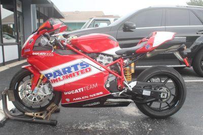 2007 Ducati Superbike 999s Team USA SuperSport Motorcycles Lake Park, FL
