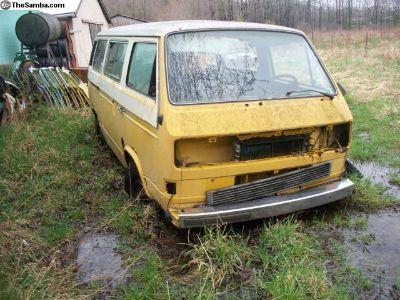 1982 Vanagon Diesel