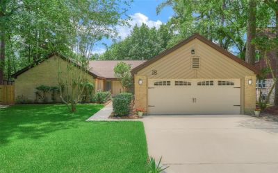 18 Rosedale Brook Court The Woodlands Texas 77381