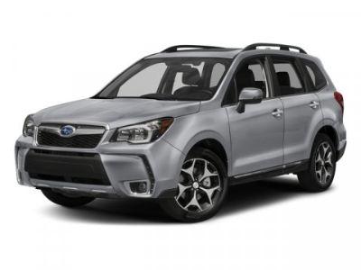 2016 Subaru Forester 2.0XT Touring (Dark Gray Metallic)