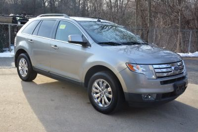 2008 Ford Edge Limited (Vapor Silver Metallic)