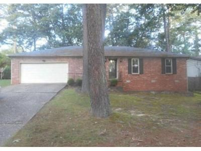 3 Bed 2 Bath Foreclosure Property in Little Rock, AR 72210 - Blackberry Pl