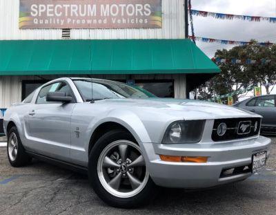 2006 Ford Mustang V6 Standard (Satin Silver Metallic)