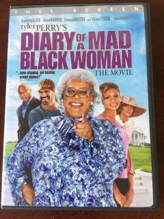 Diary of a Mad Black Woman DVD