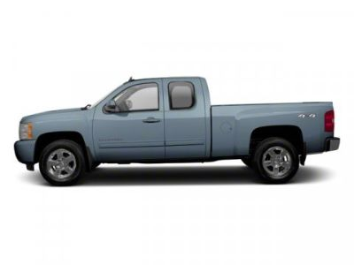 2011 Chevrolet Silverado 1500 Work Truck (Blue Granite Metallic)