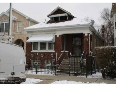 5 Bed 1.5 Bath Foreclosure Property in Chicago, IL 60620 - S Morgan St