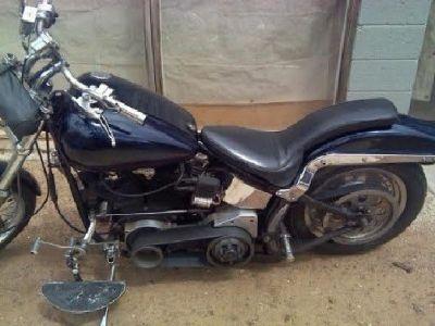 1988 Harley-Davidson Softail Motorcycle