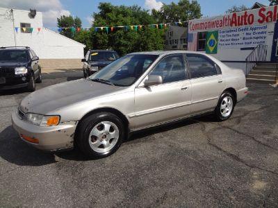 1997 Honda Accord Special Edition (Silver)