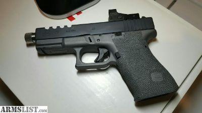 For Sale: Glock 19 / Glock 23 Red Dot slide