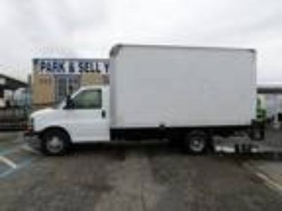 2012 Chevrolet 3500 Express Hi Cube Box Van