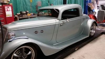 1933 Ford Factory Five Steet Rod
