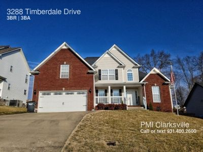 Beautiful 5 Bedroom Home in Timber Springs!