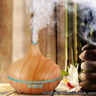 Buy Wood Essential Oil Diffuser Online