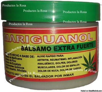 Mariguanol para alivio de dolores