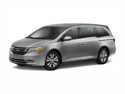 2016 Honda Odyssey SE (Modern Steel Metallic)