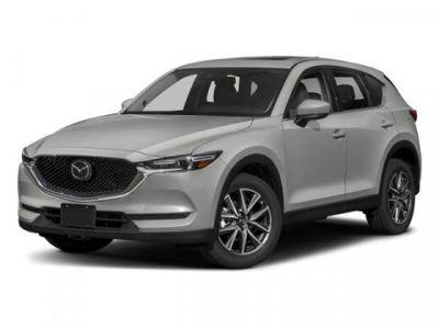 2018 Mazda CX-5 Grand Touring FWD (SONIC SILVER METALLIC)